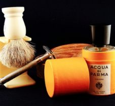 Homemade Shaving Oil and Aftershave