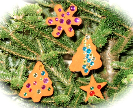 Cinnamon Applesauce Ornaments 2