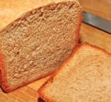 Homemade Bread Recipe [Bread Machine]
