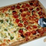 Homemade Pizza and Sauce Recipe