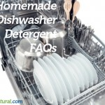 Homemade Dishwasher Detergent [Soap] FAQs
