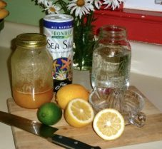 Homemade Natural Sports Drink