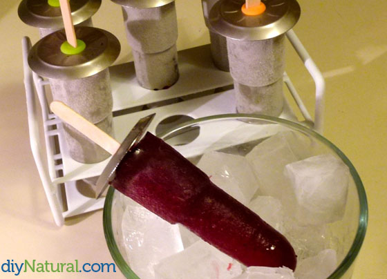 How To Make Popsicles