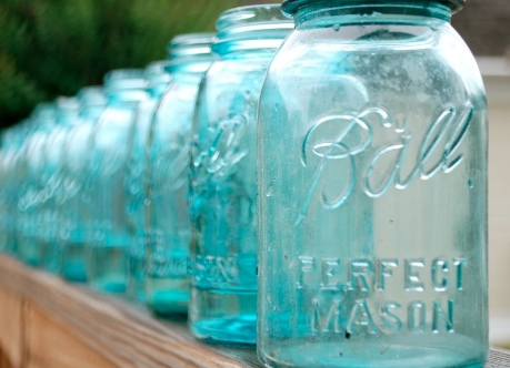 Glass Mason Jars