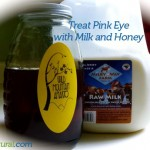 How I Cured Pink Eye With Milk and Honey