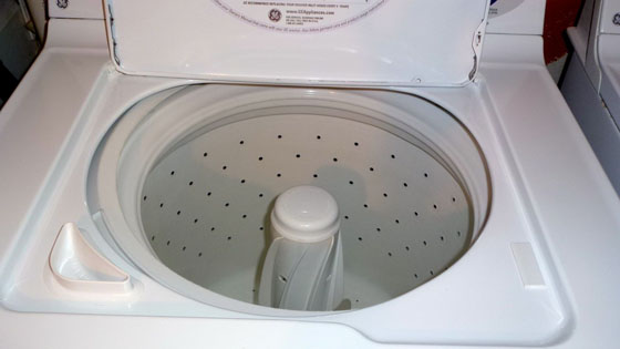 How To Clean a Washing Machine7