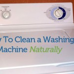 Clean Your [Top Loading] Washer Naturally
