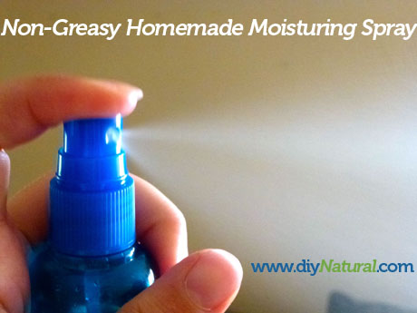 Moisturizing spray homemade and non greasy moisturizing spray 2 solutioingenieria Image collections