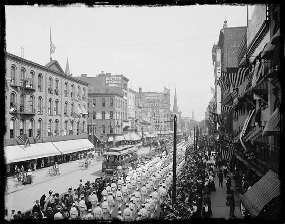 Labor Day 1882