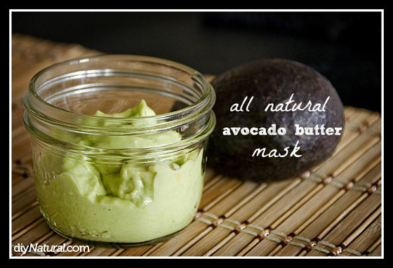 Avocado Face Mask 1