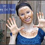 DIY Soothing Gel Face Mask