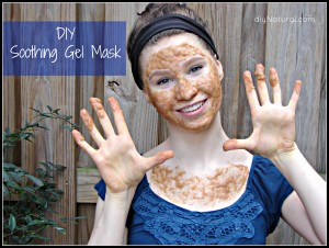 Homemade Face Mask for Acne