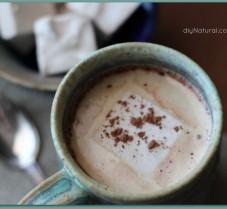 Naturally Sweetened Homemade Hot Chocolate