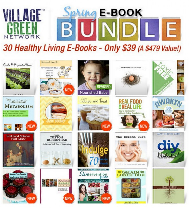 2013 VGN Spring Ebook Bundle
