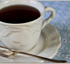 A Natural Cold and Flu Remedy In a Yummy Tea