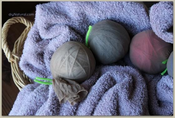 Wool Dryer Balls 10