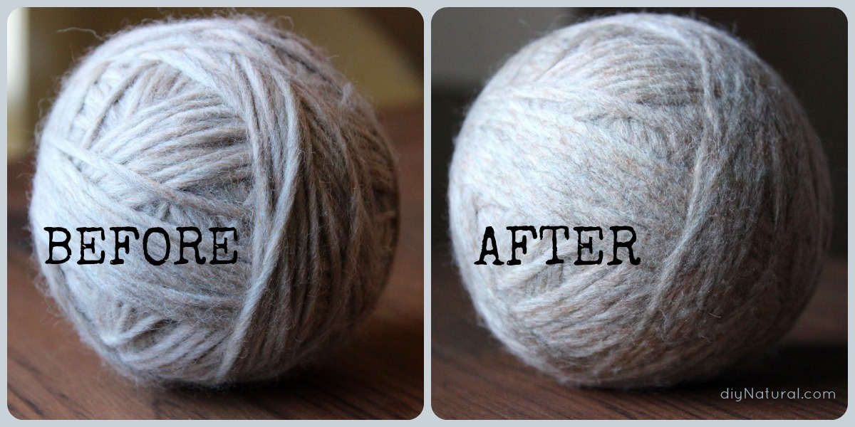 How To Make Wool Dryer Balls Save Money And Control Static