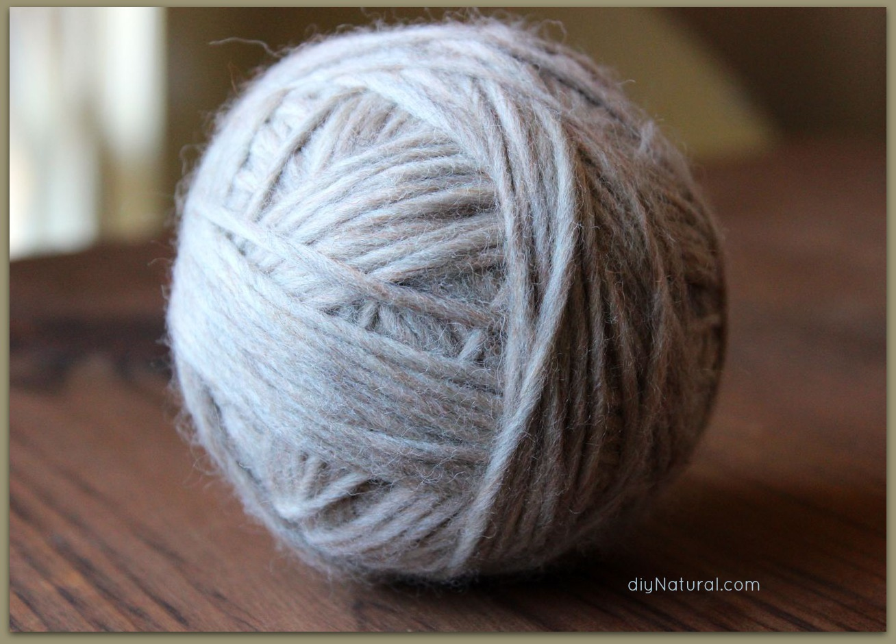 Learn How To Make Felted Wool Dryer Balls Wight Can Eco