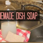 Homemade Dish Soap – A Natural Money Saver