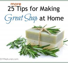 25 More Soap Making Tips for Intermediate Soap Makers