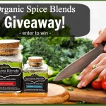 Giveaway: AcroAma Blends Organic Seasonings Sampler – $50 Value