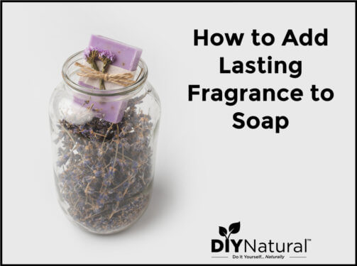 Add Fragrance Scent to Soap