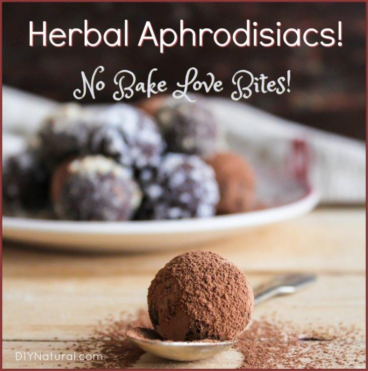 Aphrodisiac Herbs Love Bites