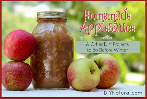 Applesauce Recipe