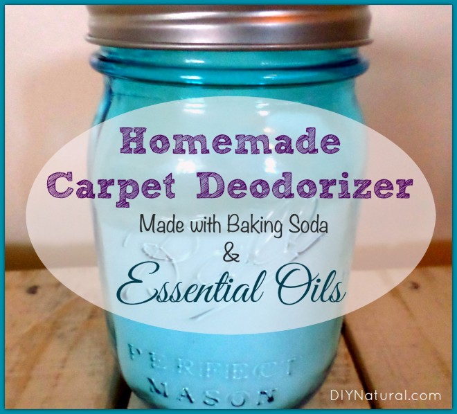 Baking Soda Carpet Cleaner Deodorizer