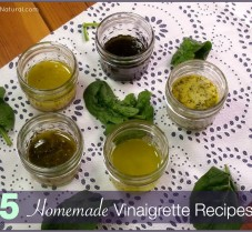 Homemade Vinaigrette Recipes and Easy Variations
