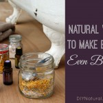 Natural Ways to Make Baths Even Better