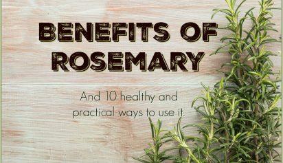 Benefits of Rosemary