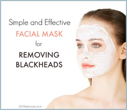 Blackheads Homemade Blackhead Mask