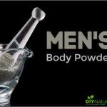 Men's Body Powder for Men