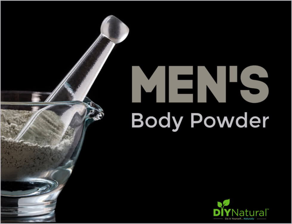 Men's Body Powder for Men