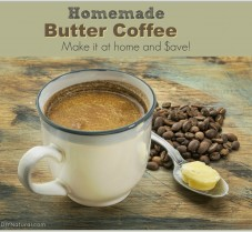 How to Delicious Great Butter Coffee at Home