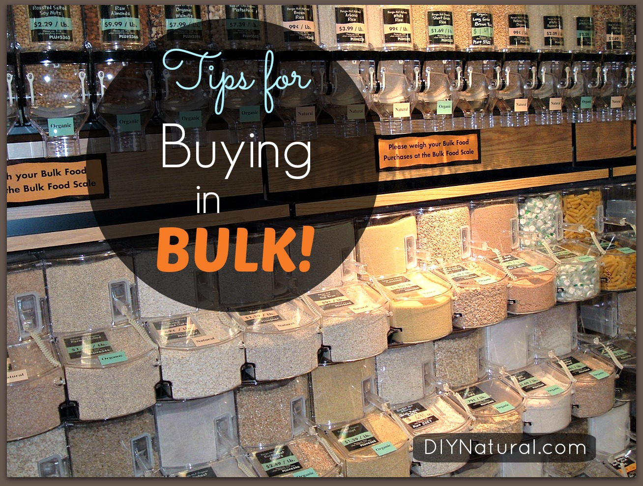 Good Food Items To Buy In Bulk