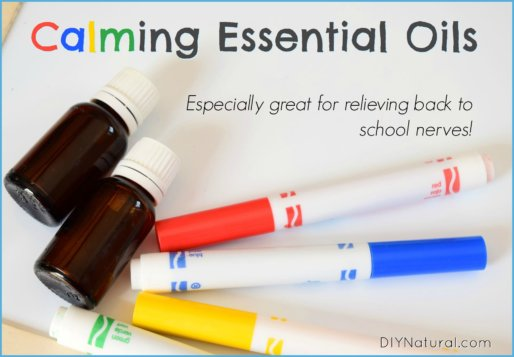 Calming Essential Oils