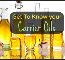 Different Types of Carrier Oils for DIY Projects