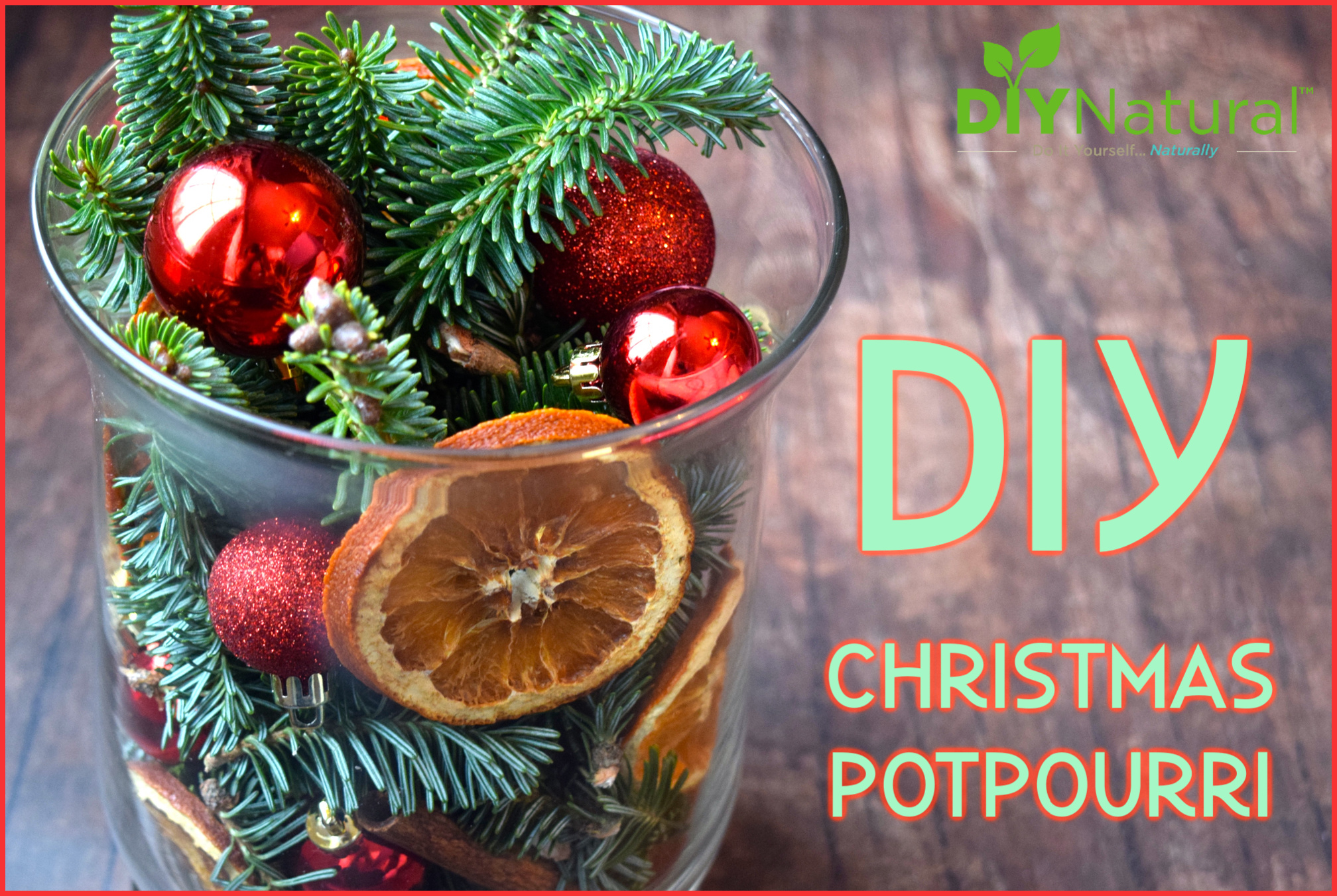 Christmas Potpourri A Simple And Beautiful Diy Addition To Holiday