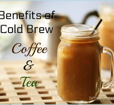 Learn About the Benefits of Cold Brew Coffee and Tea