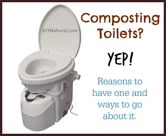 Composting Toilet - The How and Why of Doing It Yourself