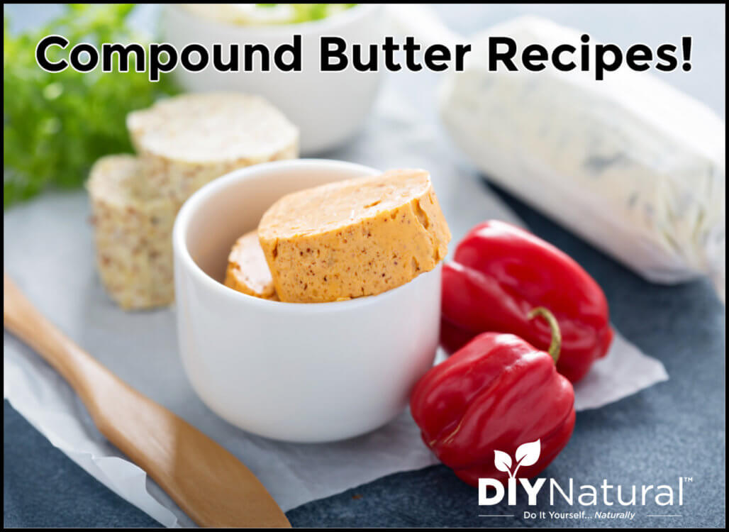 Compound Butter Recipes