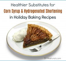 Healthy Replacements for Corn Syrup and Shortening