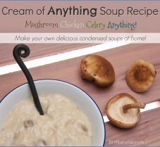 Condensed Cream of Mushroom (or Anything) Soup