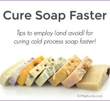 Six Ways To Cure Cold Process Soap Faster