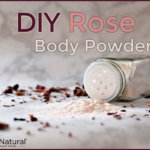 DIY Body Powder Homemade