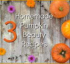 3 DIY Pumpkin Beauty Recipes For Face, Hair, & Body