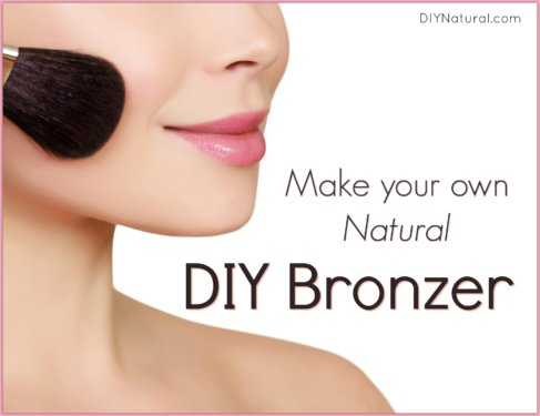 DIY Bronzer Natural