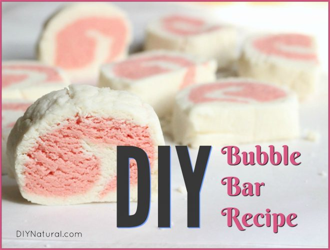DIY Bubble Bar Recipe